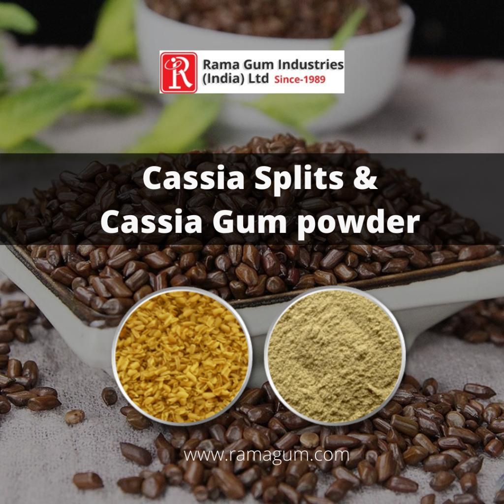 Cassia Gum